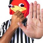 Referee know de wey  meme