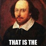 Shakespeare | TO PEE OR NOT TO PEE WHILE WATCHING A GOOD MOVIE THAT IS THE QUESTION | image tagged in shakespeare | made w/ Imgflip meme maker