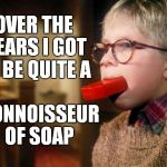 featured ralphie a christmas story soap bar in mouth memes