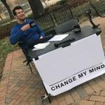 Change my mind Crowder meme