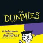 For dummies book meme