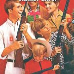Christmas Guns | KEEP YOUR FAMILY SAFE! INVEST IN FIREARMS | image tagged in christmas guns | made w/ Imgflip meme maker