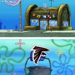 Krusty Krab Vs Chum Bucket Blank Meme | image tagged in krusty krab vs chum bucket | made w/ Imgflip meme maker