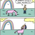 Magical Unicorn meme