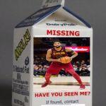 Missing Liberty Milk Carton Postcard | Zazzle |Custom Milk Carton Missing Person