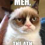 Meh the Fourth NOT be with you | MEH, THE 4TH | image tagged in star wars,star wars no,may the 4th,may the force be with you,grumpy cat star wars,star wars meme | made w/ Imgflip meme maker