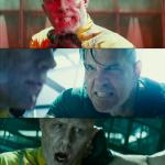 Deadpool and Cable meme