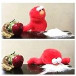 elmo cocaine meme