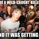Free WTF?! | THEY MADE A WILD-CAUGHT KILLER WHALE PRETEND IT WAS GETTING FREED. | image tagged in realization ralph,free willy,orca,whale,wtf,right in the childhood | made w/ Imgflip meme maker