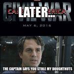 Captain America Hulk Meme