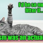 "Feel the ""burn""  