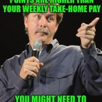 "Jeff Foxworthy ""You might be a redneck if…"" 
