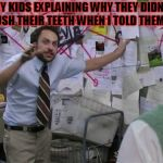 Charlie Day Meme Generator Imgflip