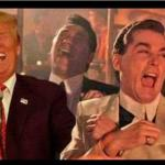 Trump Good Fellas meme