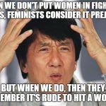 Jackie Chan Confused M...