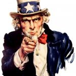 Uncle Sam Meme | KEEP YOUR HANDS CLEAN | image tagged in memes,uncle sam | made w/ Imgflip meme maker