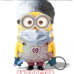 Minion Nurse | PARENT=TAXI DRIVER, COOK, PA, CLEANER, AND DOCTOR | image tagged in minion nurse | made w/ Imgflip meme maker