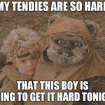 Creepy Ewok Meme Generator Imgflip