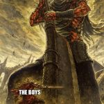 Fantasy Painting | ME COLD ONE THE BOYS | image tagged in fantasy painting | made w/ Imgflip meme maker