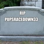 blank tombstone blank template imgflip