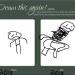 Draw This Again Meme Generator Imgflip