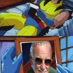 Wolverine Remember | R.I.P STAN LEE | image tagged in wolverine remember | made w/ Imgflip meme maker