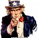 Uncle Sam Meme | I WANT YOU TO SAVE STEAM LOCOMOTIVES FROM SCRAP | image tagged in memes,uncle sam,train,railroad | made w/ Imgflip meme maker