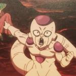 Frieza pointing at Paragus meme