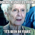"Old Rose Titanic | ME LOOKING AT PHOTOS FROM 2009 ""IT'S BEEN 84 YEARS"" 