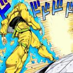 Dio walking meme