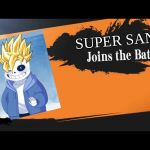 Joins The Battle Smash Meme | SUPER SANS | image tagged in joins the battle smash meme | made w/ Imgflip meme maker