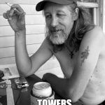 Red neck  | YEA...WE USE 5G ....TOWERS , AS A BBQ MICROWAVE | image tagged in red neck | made w/ Imgflip meme maker
