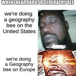"As A European Nerd, This what I'm Like When I Hear ""Europe"" 