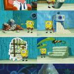 Spongebob diapers meme meme