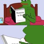 Blank Pepe Reasons to Live | ABSOLUTELY NOTHING | image tagged in blank pepe reasons to live | made w/ Imgflip meme maker