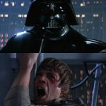 When that guy steals the last cheeseburger | LUKE... I ATE THE LAST CHEESEBURGER NOOOOOOOOOOOOOO | image tagged in cheeseburger | made w/ Imgflip meme maker