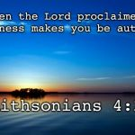 "Inspirational Quote | Then the Lord proclaimed: ""Gayness makes you be autism."" Smithsonians 4:20 
