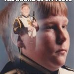PTSD Clarinet Boy Meme | THEY DIDN'T LIKE THE SOUND OF MY FLUTE I DIDN'T LIKE THE SOUND OF THEIR HEARTBEATS | image tagged in memes,ptsd clarinet boy | made w/ Imgflip meme maker