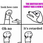 its retarded meme