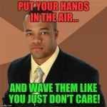 """FEEL THE VIBE, ITS GETTING STRONGER"" 