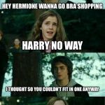 "Once again 999,999,999,999,999 points to Harry Potter for using the ""Ultra Burn Spell"" without the command 