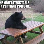 """But I'm an omnivore!"" 