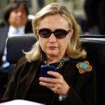 Hillary Clinton Cellphone meme