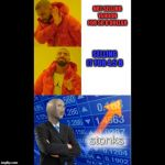 Drake and stonks Meme Generator - Imgflip