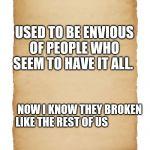 Blank Scroll Meme Generator - Imgflip