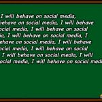 Bart Simpson - chalkboard Meme Generator - Imgflip