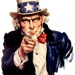 Uncle Sam Meme | YOU ARE THE ONE ?THAT I WANT ? | image tagged in memes,uncle sam | made w/ Imgflip meme maker