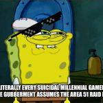 Dont You Squidward Meme Generator - Imgflip