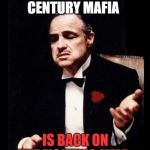 godfather | WESTERN 14TH CENTURY MAFIA IS BACK ON THE FIGHTING FIELD | image tagged in godfather | made w/ Imgflip meme maker