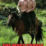 Trump Putin | PUTIN AND TRUMP THE MOST STABLE RELATIONSHIP | image tagged in trump putin | made w/ Imgflip meme maker